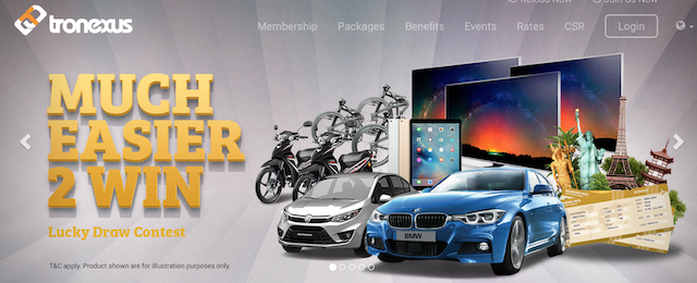 Win Yourself A BMW 330e Sport with Tronexus Simcard!