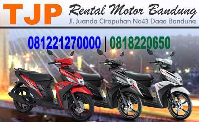Sewa Rental motor dekat Jl. Karapitan