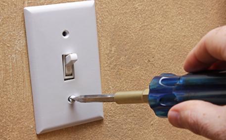Instalaciones eléctricas residenciales - Cambio de apagador sencillo