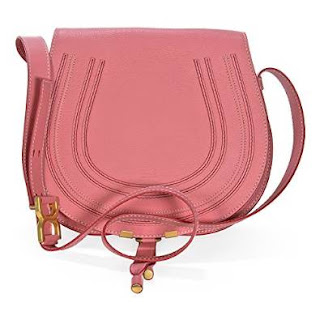 Chloe Marcie Medium Saddle Bag