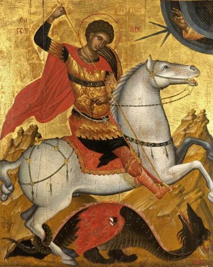 Άγιος Γεώργιος: Ο Μεγαλομάρτυρας και Τροπαιοφόρος!