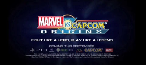 MARVEL VS. CAMPCOM: ORIGINS