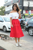 Shriya Saran looks super cute in off shoulder top and Red Skirt ~  Exclusive Celebrities Galleries 068.JPG
