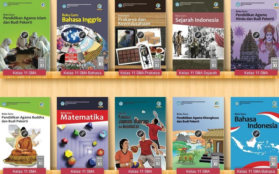 Buku Guru Kelas XI SMA Kurikulum 2013
