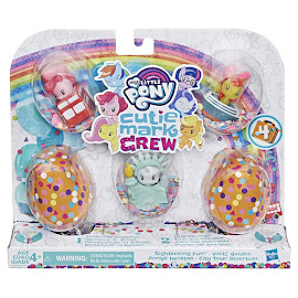 My Little Pony 5-pack Sightseeing Fun Pinkie Pie Seapony Cutie Mark Crew Figure