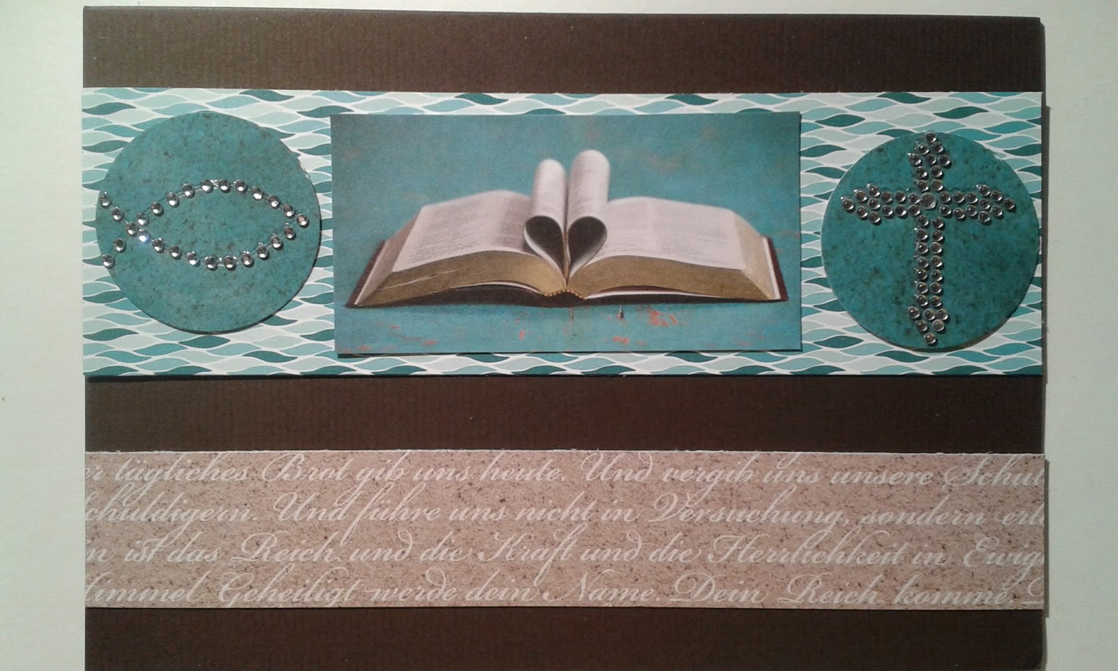 conny s kreative welt weitere konfirmationskarten zum selber machen. Black Bedroom Furniture Sets. Home Design Ideas