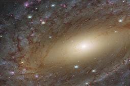 Satelit Hubble Nasa Berhasil Abadikan Galaksi Mirip Bima Sakti