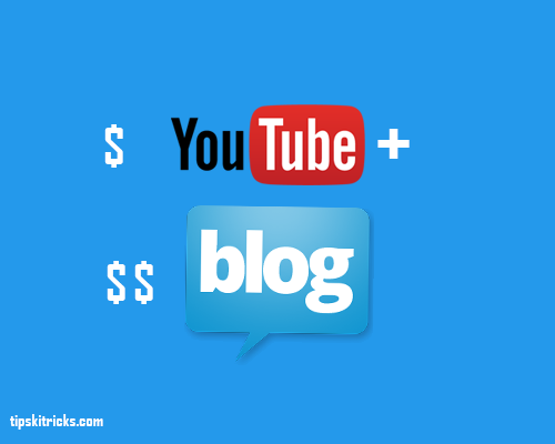 Blogging is incredible in addition to youtube is the best ways to connect amongst people thence what tumble out  Blogging amongst Youtube is the Best Way to Earn Money Online