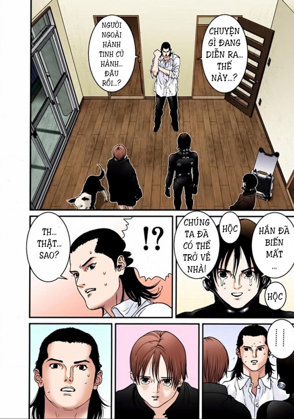 Gantz Chap 19: Gantz trang 16