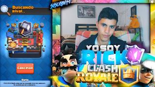 MAZO CON TRIO DE MOSQUETERAS Clash Royale YoSoyRick