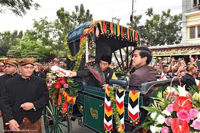 Kaesang Dibuli Warganet, Jokowi Angkat Bicara...