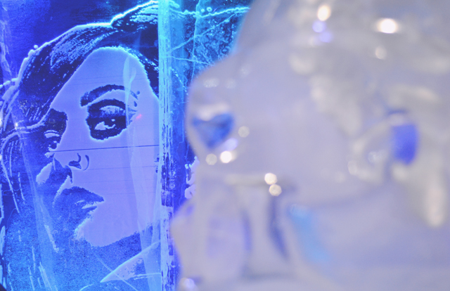Ice Bar London Design