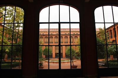 Claustro Museo de América