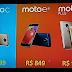Motorola lanza los Moto C y Moto E4 en México y Brasil
