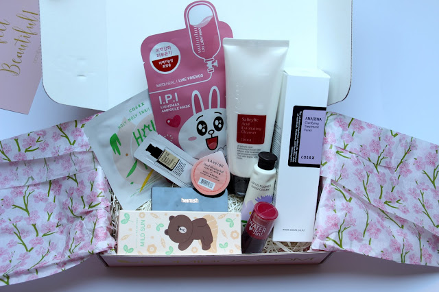 Unboxing // Bomibox September 2016