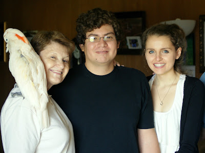 Mary, Max, Jesse and Kristy - Osyka Mississippi 2012
