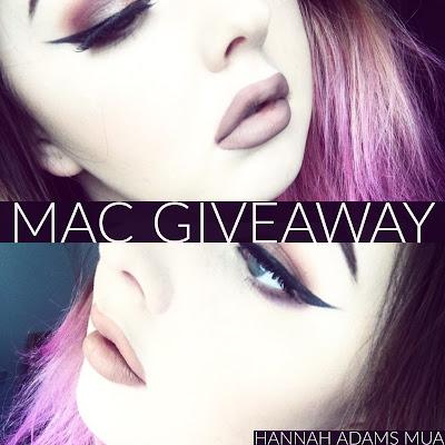 MAC Lipstick giveaway