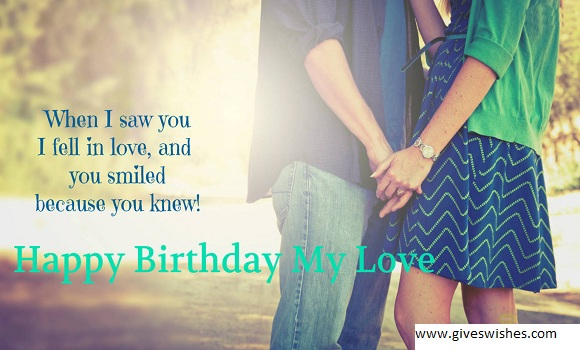 Birthday Wishes Romantic Him ~ Romantic happy birthday messages for boyfriend birthday messages
