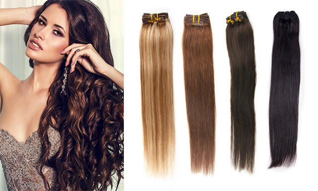 hair extentions