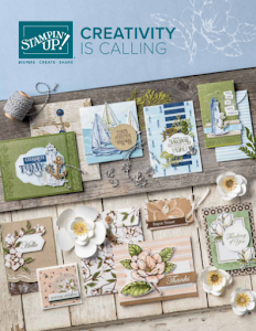 STAMPIN UP 2019/20 ANNUAL CATALOGUE