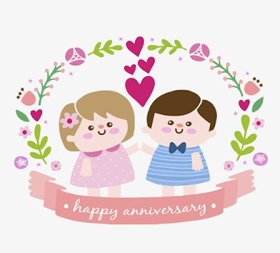 خلفيات ذكرى زفاف سعيدة