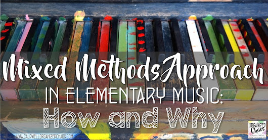 Mixed Methods Approach: how and why