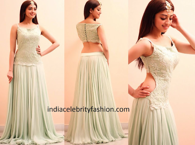 Pranitha Subhash in House of Trove Gown