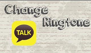 Download Ringtone KakaoTalk Untuk Nada Sms Handphone