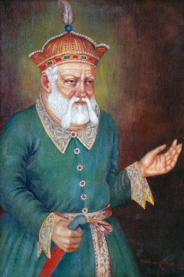 Sultan Quli Qutub Shah, founder of Qutub Shahi Dynasty of Golconda