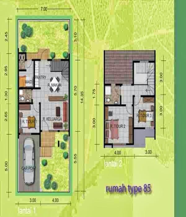 Image Result For Desain Rumah Minimalis Modern Posisi Hook
