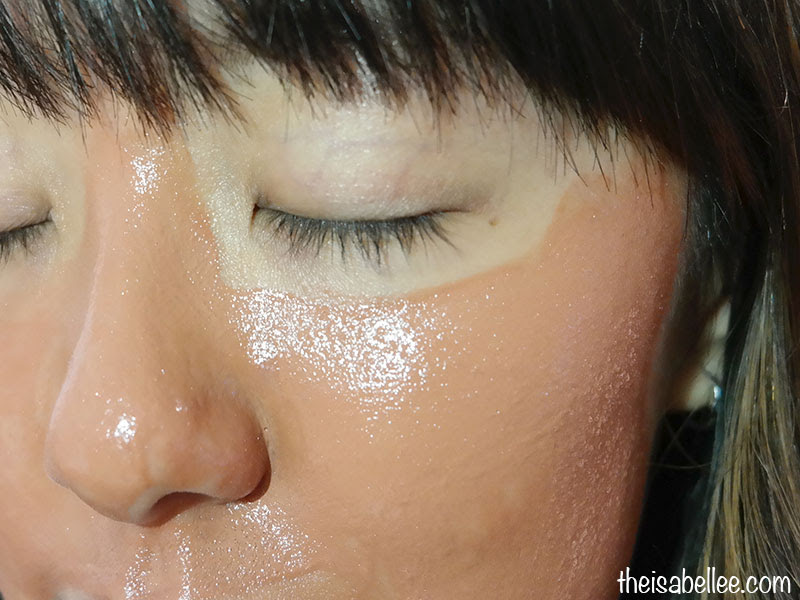 Beaubelle Jubilation Skin Wellness Mask closeup