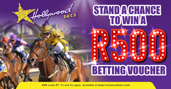 Stand a Chance to Win a R500 Betting Voucher