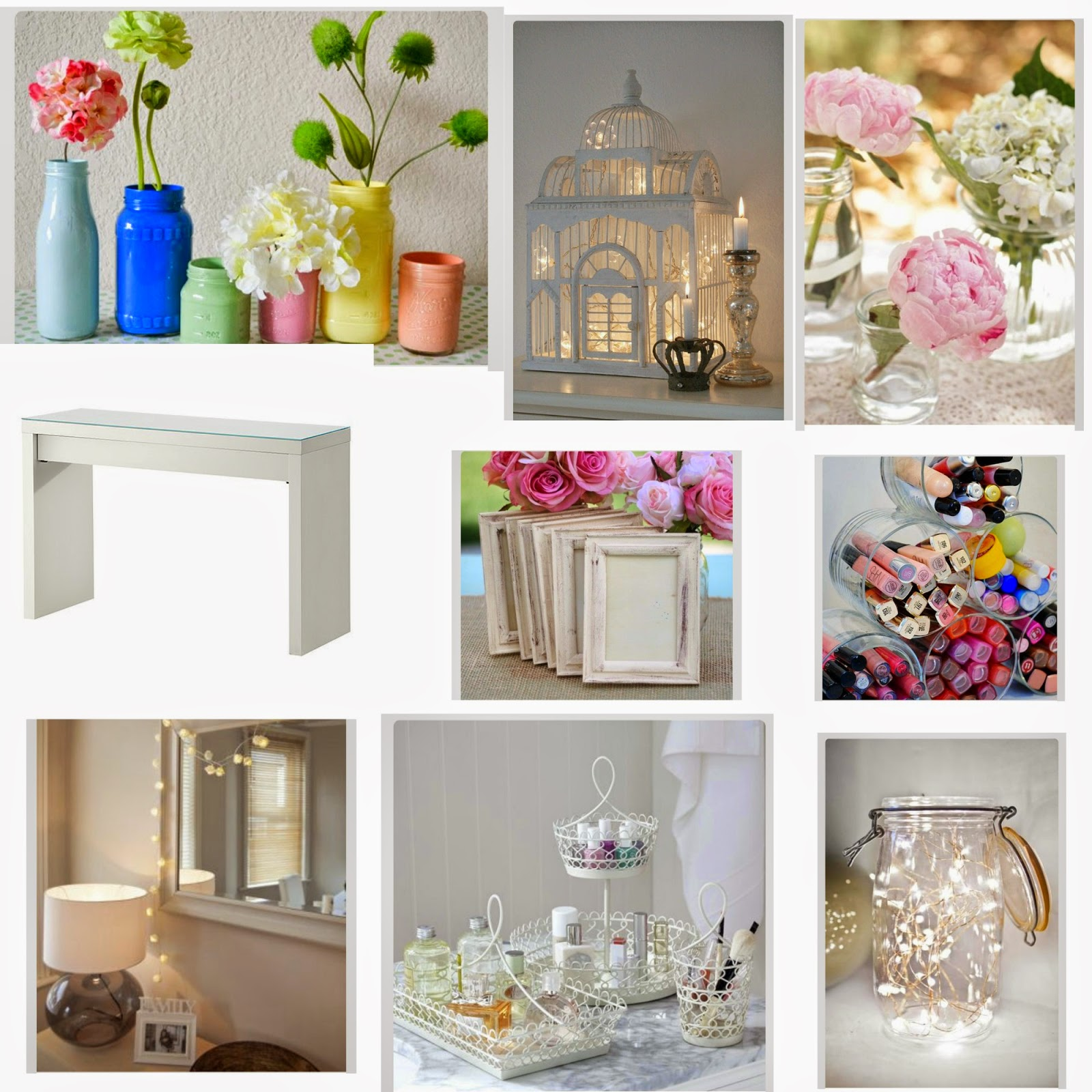 dressing table shabby chic inspiration