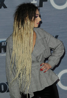 Zhavia At The Four Battle For Stardom Viewing Party In West Hollywood