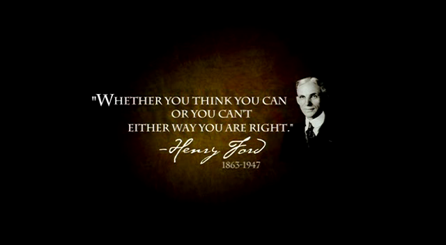 Omy Way Henry Ford Quotes