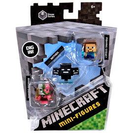Minecraft Series 2 Zombie Pigman Mini Figure