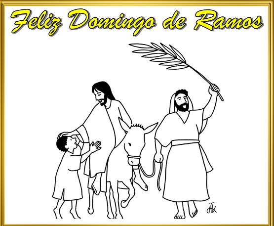 Blog Católico Gotitas Espirituales ®: DOMINGO DE RAMOS