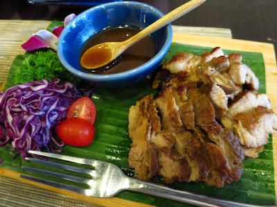 Sawadee Thai Cuisine, khor moo kurobuta yang