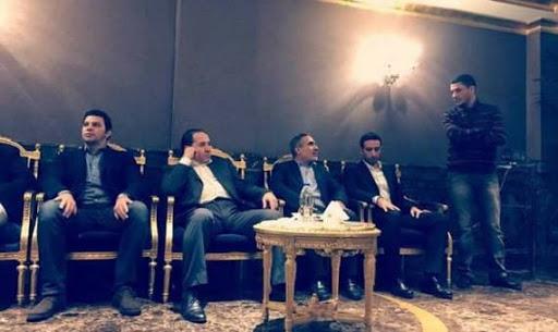 """بالفيديو- الداخلية وتصريح خطير حول عدم حضور لاعب الاهلي السابق ومنتخب مصر """"ابو تريكة"""" عزاء والده"""