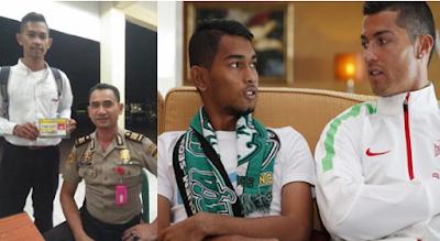 Kabid Humas Polda Aceh: Martunis Bisa Seperti Evan Dimas