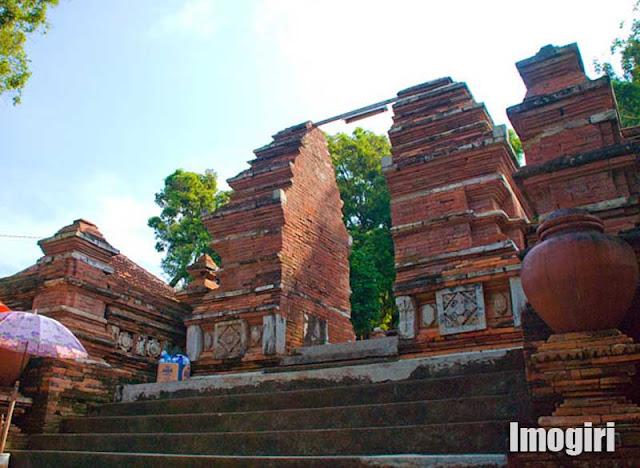 Foto Areal pemakam Imogiri Yogyakarta