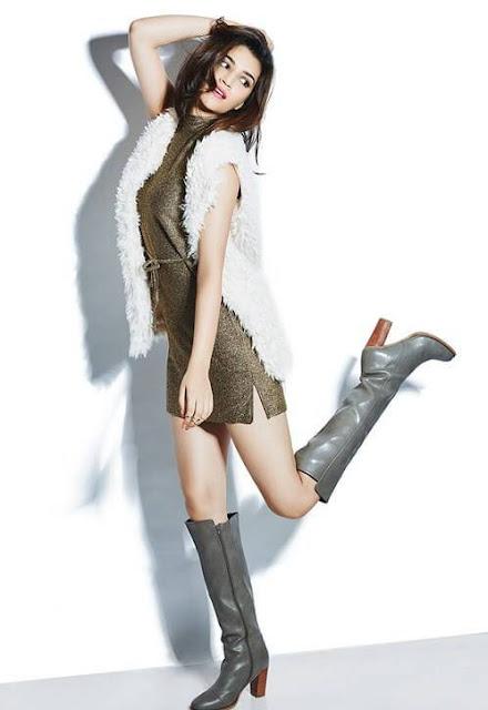 Kriti Sanon Hot in The Juice Magazine Photoshoot