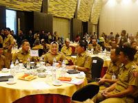 Bupati Tulang Bawang Menghadiri Musrenbang Provinsi Lampung RKPD Tahun 2019 - 2020