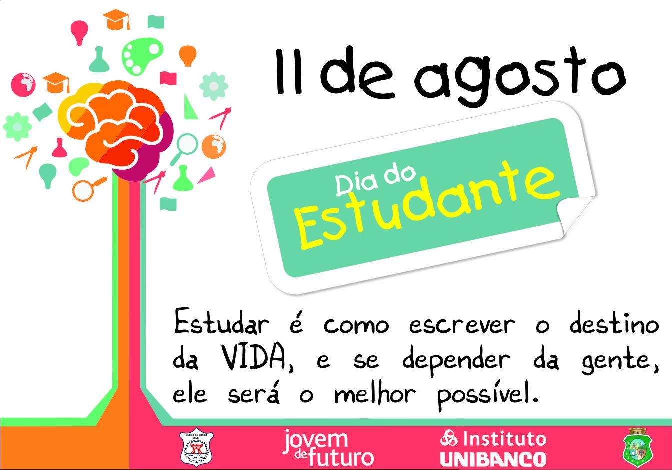 Colégio 11 De Agosto Dia Do Estudante: RÁDIO COMUNITÁRIA DE CAMPO REDONDO: HOMENAGEM ESPECIAL DA