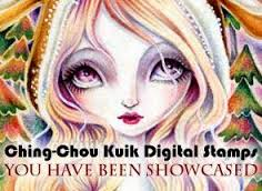 Ching-Chou Kuik showcased me!!!!