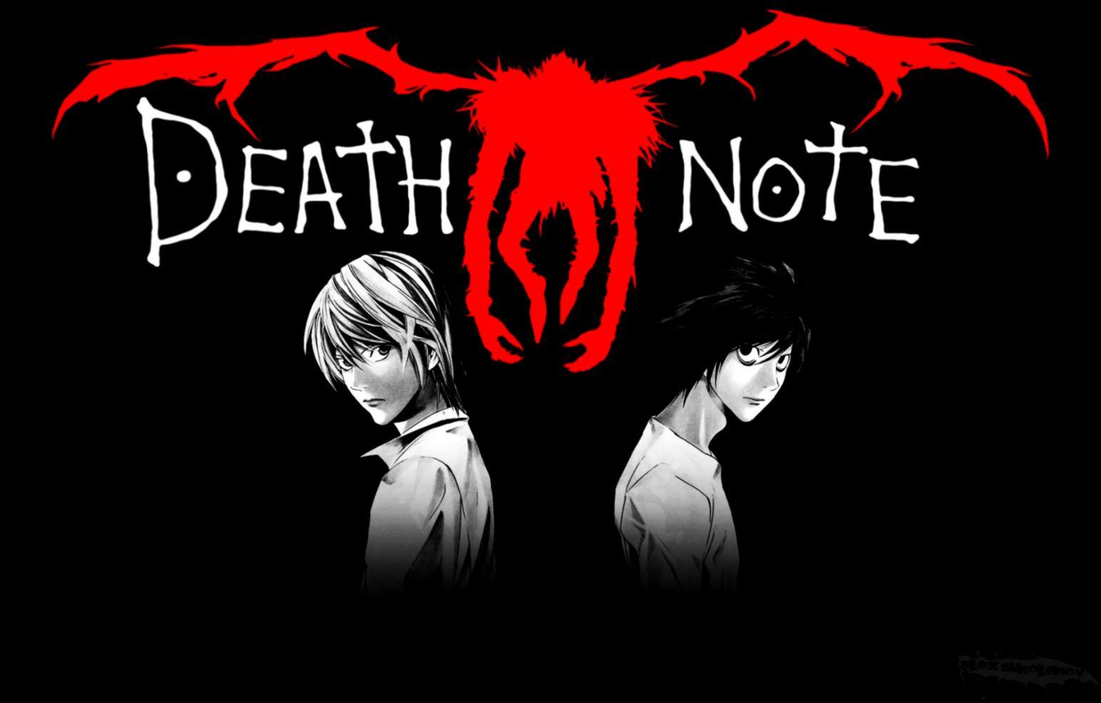 Death Note Wallpaper Safari Wallpapers