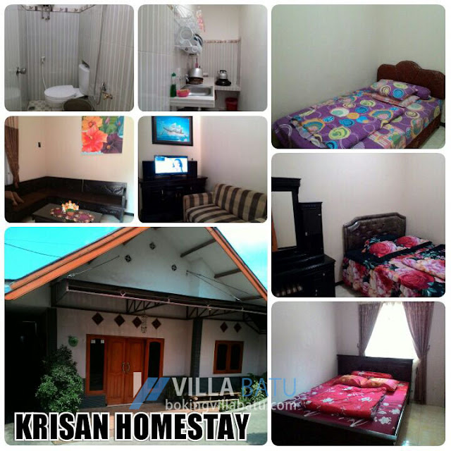 Krisna Homestay Kota Batu - Malang
