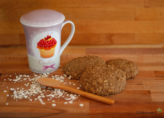 receta galletas sin gluten