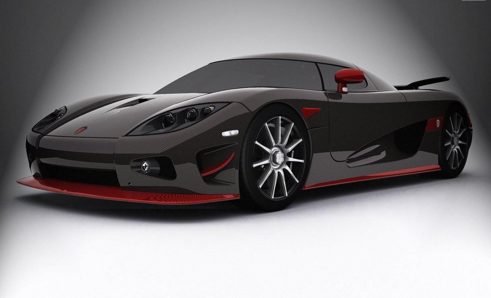 Black Cool Cars