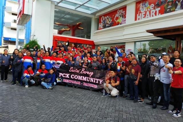 PCX Denpasar Badung Community